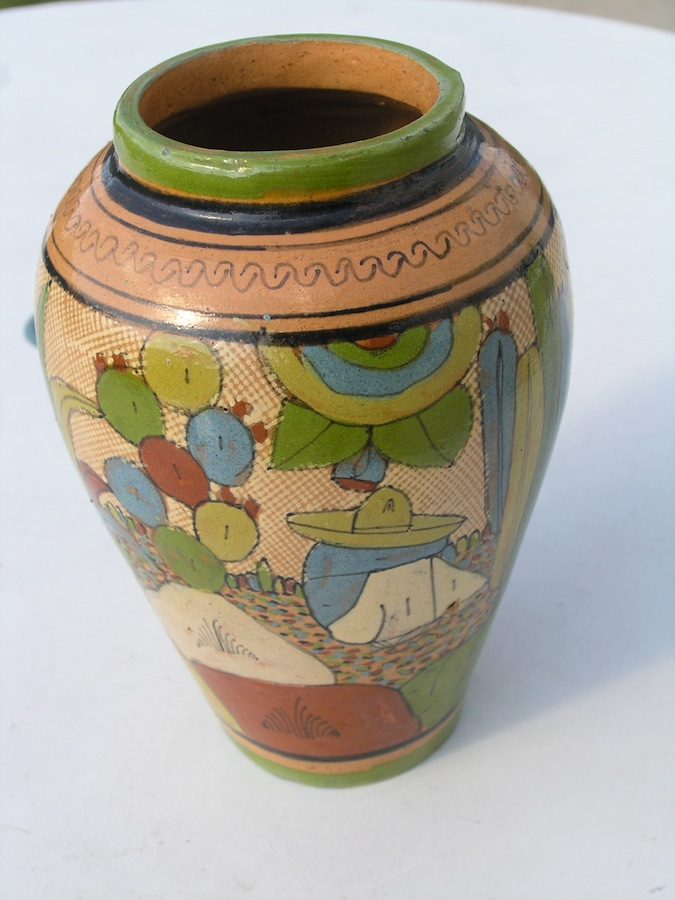 Mexican Vintage Pottery and Ceramics, Pottery from